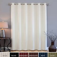 Patio Door Curtains And Blinds Ideas by Sliding Door Curtain Interior Design