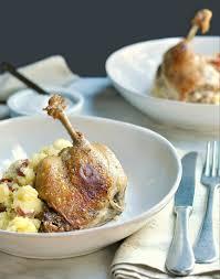 duck confit crock pot cooker duck leg confit pinch and swirl