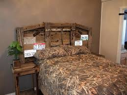 Image Of Nice Rustic King Headboard