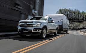 Ford Bested By Ram For 2019 Motor Trend Truck Of The Year