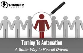 100 Recruiting Truck Drivers Driver Recruitment Automation Thunder Funding