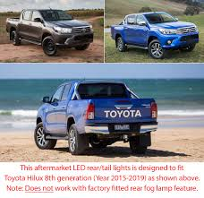 LED Smoke Tail Light Lamp Rear For Toyota Hilux 2015-2019 Truck Car ... 18m3 Box Bodied Taillift Fniture Truck Manual Drive On A Car 2x Lightfox Led Tail Stop Indicator Combination Lamp Submersible I Hear Adding Corvette Tail Lights To Your Trucks Bumper Adds 75hp 48x96 Beaver Trailer Steel Floor Ramps Tandem Axle For Sale Bolaxin Waterproof 60 Red White Tailgate Strip Light Bar Smoked Outtinted Ford F150 Forum Community Of Lens After Market Oled Lights Gmc Sierra 0713 Recon Vw Crafter Cr35 109 20 Tdi Alloy Dropside Fitted With 500kg 3 Tonne Box Body Cubic Metres Hydraulic Lift Auckland 2016gmccanyontaillight The Fast Lane How Operate A Stinger Roll Off Youtube Clear 41997 Powerstroke 73l Cpclrtail