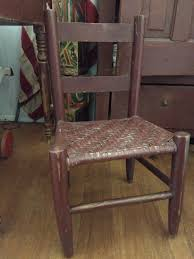 Antique Child Ladder Back Chair Woven Splint Seat Red Stain Paint ... Milk Painted Ladder Back Chair How To Make A Home Diy On Blackpainted Ladderback Armchair Sale Number 2669m Lot Allweather Porch Rocker Antique Ladder Back Chair Burgundy Paint Newly Woven Etsy Weave Seats With Paracord 8 Steps With Pictures Fiftythree Quick Makeover Living Accents 1 Brown Steel Prescott Ace Hdware 1890 Shaker 6 Mushroom Capped Shawl Bar At Indoor Wooden Rocking Chairs Cracker Barrel Living A Cottage Life Repurposed Life 10 Ideas You Didnt Know Need Vintage 1970s In Leith Walk Edinburgh