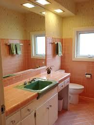 best 25 pink bathroom vintage ideas on pinterest vintage tile