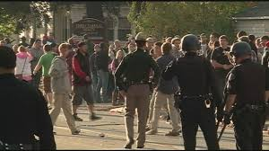 Keene Nh Pumpkin Festival 2014 by Several Arrests Made In Keene Riots