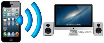 Stream Music from iPhone & iPod to a puter or Apple TV with AirPlay