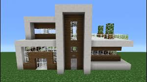 100 Rectangle House Minecraft Tutorial How To Make A Quartz 7