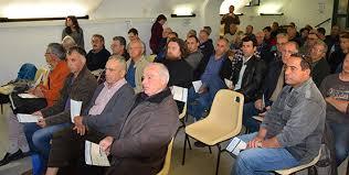 chambre d agriculture de vaucluse irrigation à partir du rhône retour sur les réunions publiques