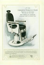 Koken Barber Chair Antique by Vintage Barber Shops July 2016