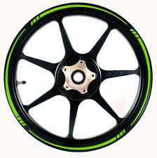BRIGHT GREEN Wheel Rim Tape TAPERED Stripe Fit ALL Motorcycles, Cars ... Hub Caps Fits Ford E250 E350 F250 F350 Rim Wheels Covers 4pc Mitsubishi Rosa Fuso Canter 16inch Wheel Cover Truckbus Tyres Collection Scorpion He886 4pc Truck Van 16 Inch 8 Lug Steel Worx Wheels And Tires Available American Racing Classic Custom And Vintage Applications Available Atx Offroad 5 6 Lug Wheels For On Offroad Fitments Xd Series By Kmc Xd808 Menace Socal Custom Project Flatfender Tires