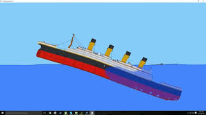 Roblox Rms Olympic Sinking by Titanic Sinking Sinking Simulator 2 Alpha 1 5 Youtube