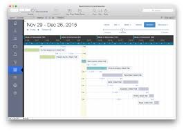 Project Events On The Gantt Chart
