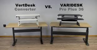 Varidesk Pro Plus 36 by Varidesk Pro Plus 36 Vs Vertdesk Converter Which Is Better