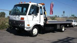 100 Car Carrier Trucks For Sale 1993 Nissan UD Rollback Tow Truck Hauler Wreaker YouTube