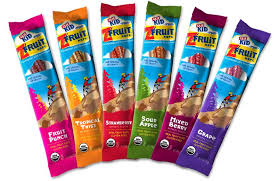 New Snack Favorite Clif Kid Zfruit