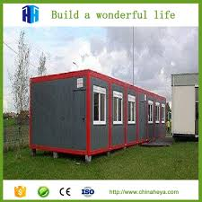 100 Container Home For Sale China Pabrika Direktang Supply Lalagyan Dorm Kontratista