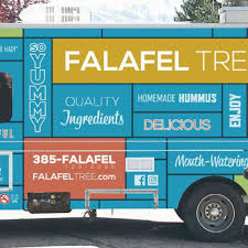 Falafel Tree - Salt Lake City Food Trucks - Roaming Hunger