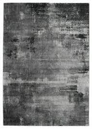 details zu teppich vintage kurzflor grau eckig rund webteppich meliert wohnzimmer modern