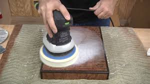 Hardwood Floor Buffing And Polishing by 213 Rubbing Out A High Gloss Finish The Wood Whisperer