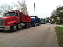 Dump Truck International INC 11415 Chimney Rock Rd, Houston, TX ...