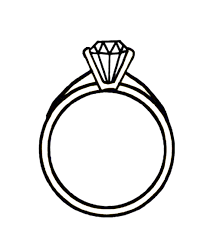 1375x1500 Linked wedding rings clipart free clipart images 2