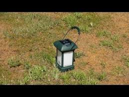 Thermacell Mosquito Repellent Patio Lantern Amazon by Thermacell Mosquito Repellant Lantern Youtube
