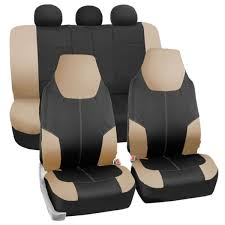 Neo-Modern Neoprene Seat Covers Full Set - FH Group®