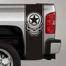 Army Star Skull Military Truck Bed Stripe Decals #2 (Pair) – SkunkMonkey The 2nd Half Price Firefighter Skull Car Sticker 1915cm Car Styling 2 Metal Mulisha Girl Skulls Bow Vinyl Decals 22 X Window Truck Army Star Military Bed Stripe Pair Skumonkey 2019 X13cm Punisher Auto Sticker Pentagram Cg3279 Harleydavidson Classic Graphix Willie G Decal Pistons Hood Matte Black Ram F150 Pin By Aliwishus On Skulls Flags Pinterest Stickers And Decalset Hd Skull American Flag Backround Cg25055 Die Cutz High Quality White Deer Rack Wall Etsy Unique For Trucks Northstarpilatescom Buy Shade Tribal Graphics Van