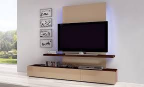 Image Of Amazing Homemade TV Wall Mount