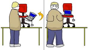 Lifehacker Best Standing Desk by Make Yourself A Standing Desk This Weekend Lifehacker Australia