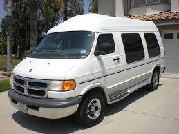 2000 Dodge Conversion Van US 890000