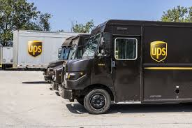 UPS To Add New Electric Delivery Trucks To Fleet | Business, Finance ... Transportation Trucks In Freight Delivery Company With Forklift Amazoncom Daron Ups Pullback Package Truck Toys Games The Fairfax Companies Get A Driver And Truck From 30 Home New Peterbilt Tfa Insider Deutsche Post Dhl To Deploy Selfdriving Delivery Trucks By 2018 Anith One Of Twenty Salson Logistics Freightliner M2 Route Next Big Thing You Missed Amazons Drones Could Work Nestle Waters Adds 155 Propanepowered Ngt News Fileinrstate Batteries Kenworth Trucksjpg Wikimedia