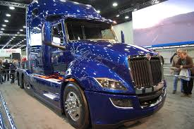 Navistar's 'Project Horizon' Truck At The 2013 Mid America Trucking ...