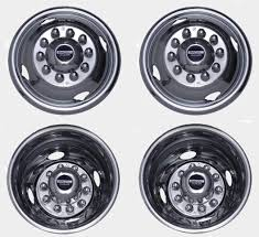 100 16 Inch Truck Wheels Amazoncom Pacific Dualies 3208 Polished 10 Lug