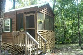 Cook Sheds Ocala Fl by Rum Island Cabin On Santa Fe River Cabins For Rent In Fort White