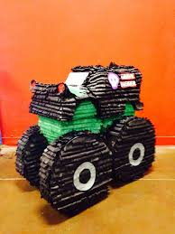 Monster Truck Pinata | Party | Pinterest | Monster Truck Party ... Dump Truck Pinata Party Game 3d Centerpiece Decoration And Photo Garbage Truck Pinata Etsy Hoist Also Trucks For Sale In Texas And 5 Ton Or Brokers Custom Monster Piata Dont See What Youre Looking For On Handmade Semi Party Casa Pinatas Store Fire Vietnam First Birthday Mami Vida Engine Supplies Games Toy Pinatascom Cstruction Who Wants 2
