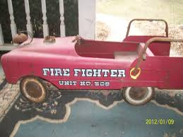 100 Old Fire Truck For Sale ANTIQUE VINTAGE FIRE TRUCK PEDAL CAR Antiquescom