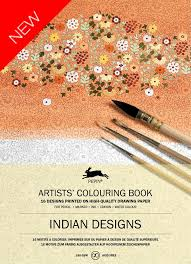 Pepin Artists Adult Colouring Book