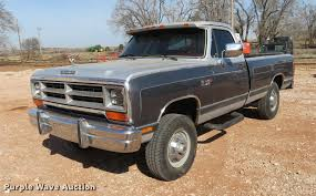 1990 Dodge Ram 250 Pickup Truck | Item DC0919 | SOLD! May 31...
