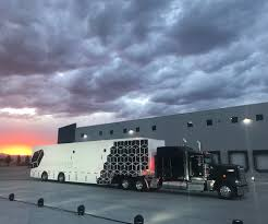 100 Production Truck Cornerstones Hybrid Stars On Both Sides Of The