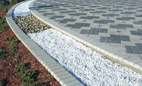 White Marble Landscape Stone Chips For Landscaping
