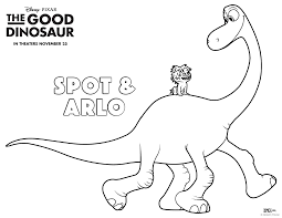 Get Pumped For GoodDino With This Prehistoric Coloring Sheet Meet