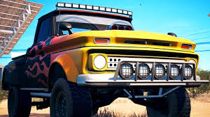 SUPER BUILD* 1960s CHEVY PICKUP - Need For Speed: Payback - Part 46 ...