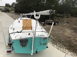 West Wight Potter 19 Sailboat For Sale In Canyon Lake TX For 16000