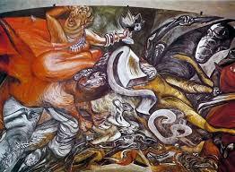 Jose Clemente Orozco Murales by Ocho Lugares En El Df Que Esconden Murales 24 Horas