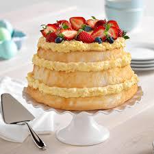 Angel Lush Cake Recipe