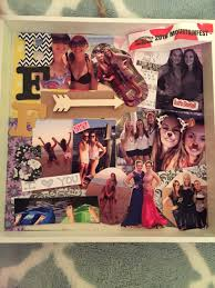 Best friend shadow box bff shadowbox diy pictures t