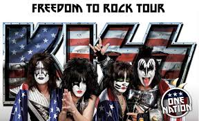 KISS Summer Tour