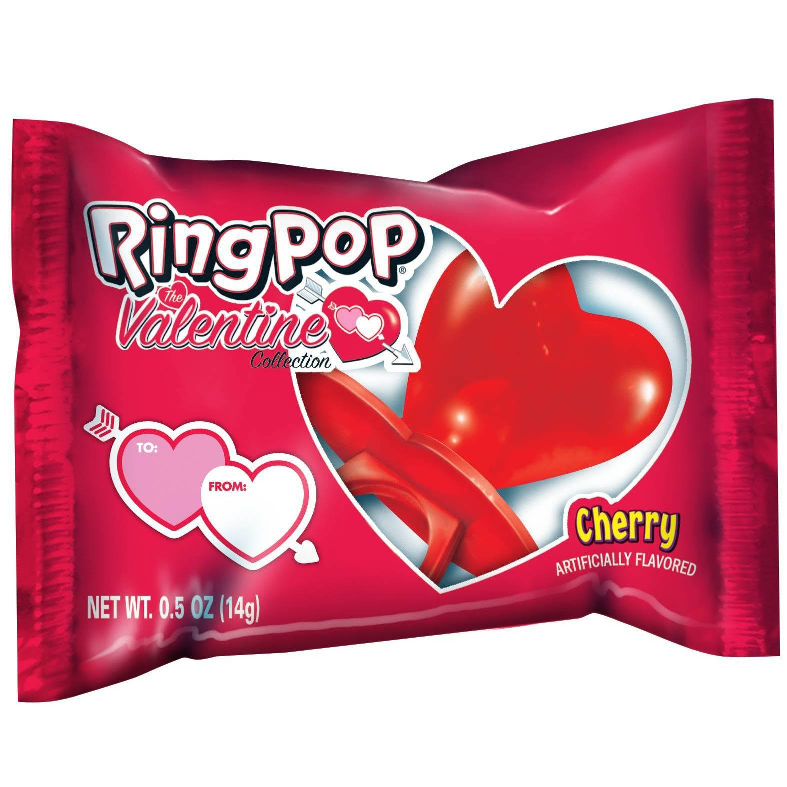Ring Pop Valentine's Day - 7.7oz