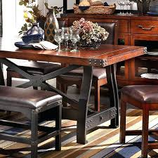 Impressing Furniture Row Dining Tables Gorgeous Counter Height At
